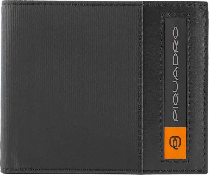 Кошельки бумажники и портмоне Piquadro PU3891BIO/N
