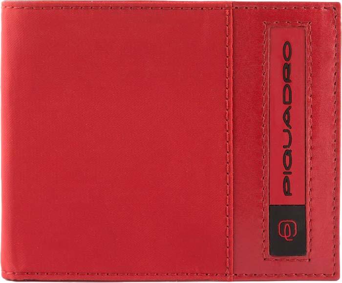 Кошельки бумажники и портмоне Piquadro PU3891BIO/R Piquadro   фото