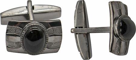 Запонки Русское Золото 55090013-6