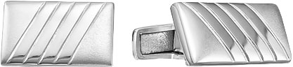 Запонки Серебро России 140005R-57601 запонки серебро россии 141025r 57603