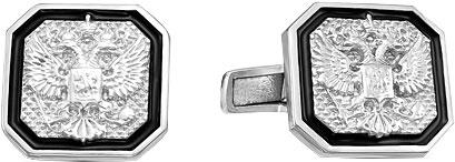 Запонки Серебро России 140023R-57594