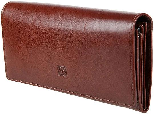 Купить со скидкой Кошельки бумажники и портмоне Sergio Belotti 1164-milano-brown