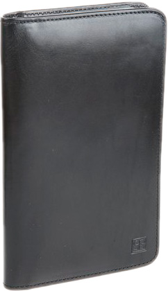 Визитницы и кредитницы Sergio Belotti 1308-milano-black кошельки бумажники и портмоне sergio belotti 1462 milano black