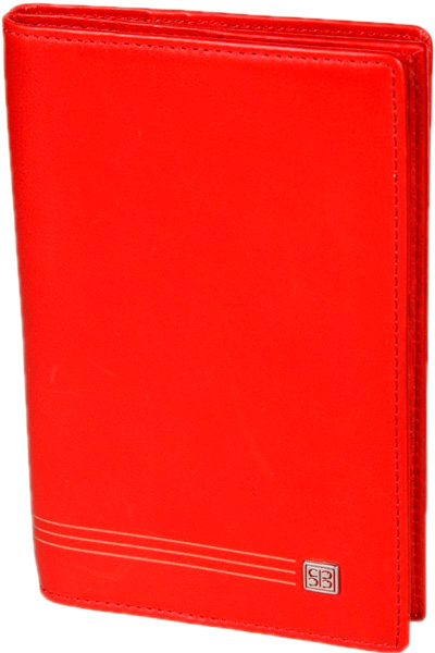 Обложки для документов Sergio Belotti 1424-west-red обложки для документов sergio belotti 2705 garage t moro kiwy