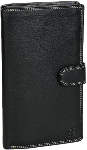 Кошельки бумажники и портмоне Sergio Belotti 1463-03-denim-black кошельки бумажники и портмоне malgrado 73005 239a black
