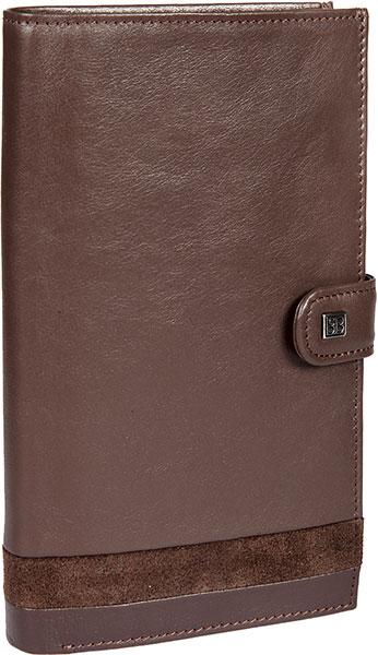 Кошельки бумажники и портмоне Sergio Belotti 1463-novara-cioccolato