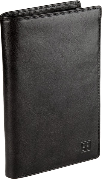 Купить со скидкой Кошельки бумажники и портмоне Sergio Belotti 1667-milano-black