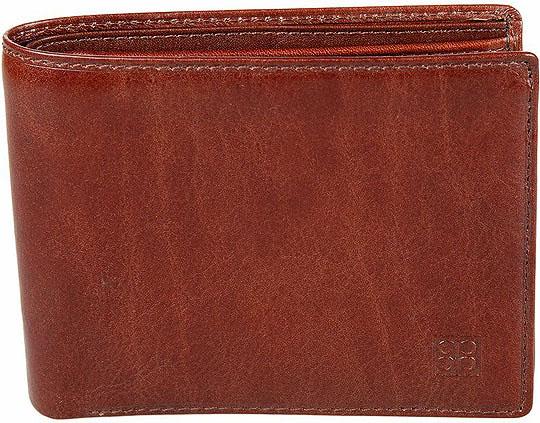 Кошельки бумажники и портмоне Sergio Belotti 1690-milano-brown от AllTime
