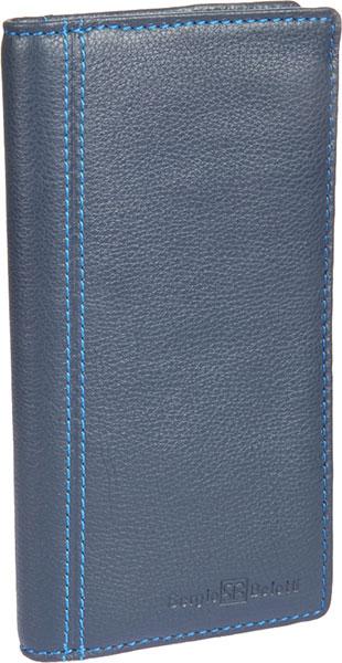 Кошельки бумажники и портмоне Sergio Belotti 1696-indigo-jeans цена и фото