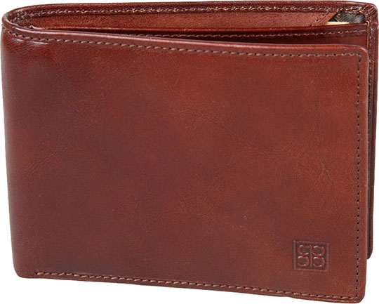 Кошельки бумажники и портмоне Sergio Belotti 1775-milano-brown