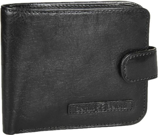 Кошельки бумажники и портмоне Sergio Belotti 1818-ancona-black