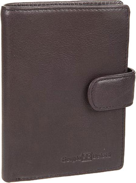 Кошельки бумажники и портмоне Sergio Belotti 2103-messico-blue