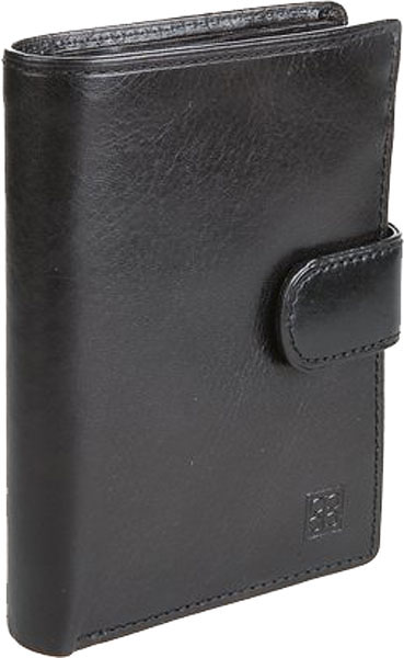 Кошельки бумажники и портмоне Sergio Belotti 2103-milano-black