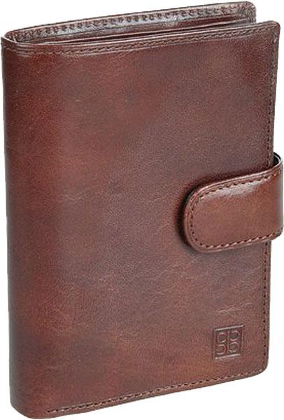 Купить со скидкой Кошельки бумажники и портмоне Sergio Belotti 2103-milano-brown