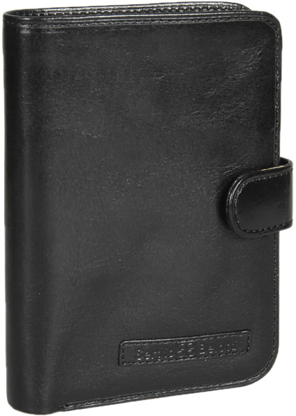 Кошельки бумажники и портмоне Sergio Belotti 2242-ancona-black кошельки бумажники и портмоне malgrado 73005 239a black