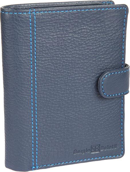 Кошельки бумажники и портмоне Sergio Belotti 2242-indigo-jeans