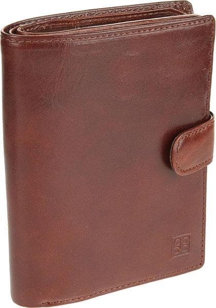 Кошельки бумажники и портмоне Sergio Belotti 2242-milano-brown кошельки бумажники и портмоне sergio belotti 3644 ancona brown