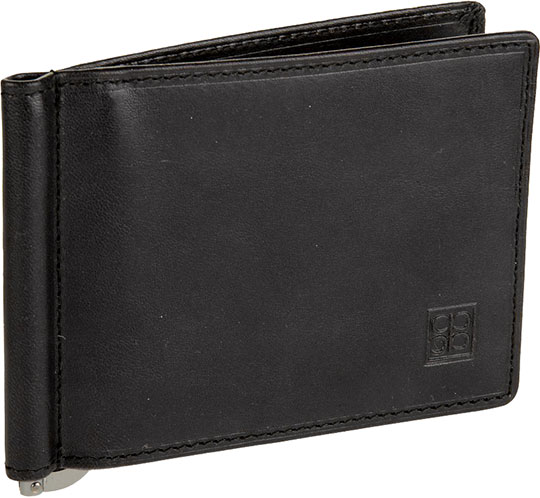 Кошельки бумажники и портмоне Sergio Belotti 2312-milano-black