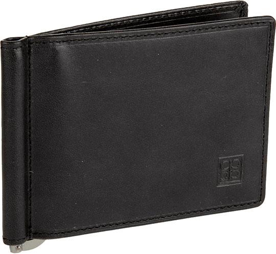 Кошельки бумажники и портмоне Sergio Belotti 2312-milano-black зажим для денег sergio belotti 2322 milano brown