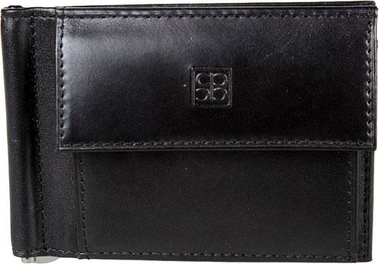 Кошельки бумажники и портмоне Sergio Belotti 2322-milano-black