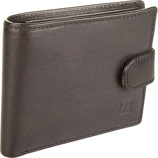 Кошельки бумажники и портмоне Sergio Belotti 2330-milano-black кошельки бумажники и портмоне sergio belotti 1818 ancona black