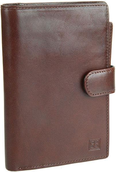 Кошельки бумажники и портмоне Sergio Belotti 2334-milano-brown