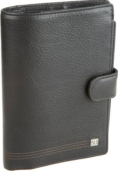 Кошельки бумажники и портмоне Sergio Belotti 2334-west-black