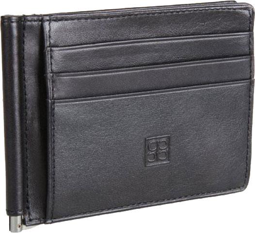 Кошельки бумажники и портмоне Sergio Belotti 2342-milano-black
