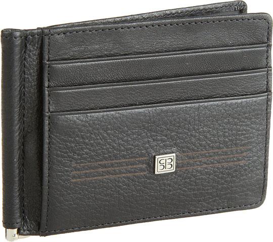 Кошельки бумажники и портмоне Sergio Belotti 2342-west-black