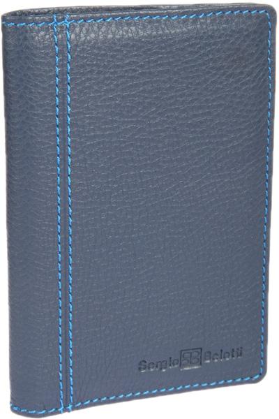 Обложки для документов Sergio Belotti 2464-indigo-jeans