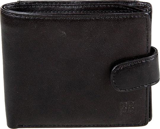 Кошельки бумажники и портмоне Sergio Belotti 2594-milano-black
