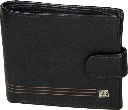 Кошельки бумажники и портмоне Sergio Belotti 2594-west-black китайские копии телефонов на 2 сим карты