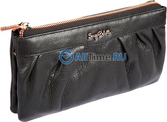 цена Кошельки бумажники и портмоне Sergio Belotti 2773-fantasy-black онлайн в 2017 году