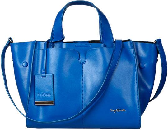 Кожаные сумки Sergio Belotti 28-blue все цены