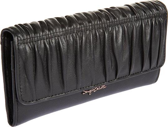 Кошельки бумажники и портмоне Sergio Belotti 2944-fantasy-black