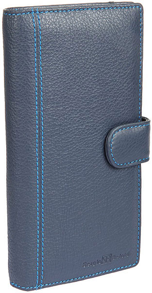 Кошельки бумажники и портмоне Sergio Belotti 3285-indigo-jeans