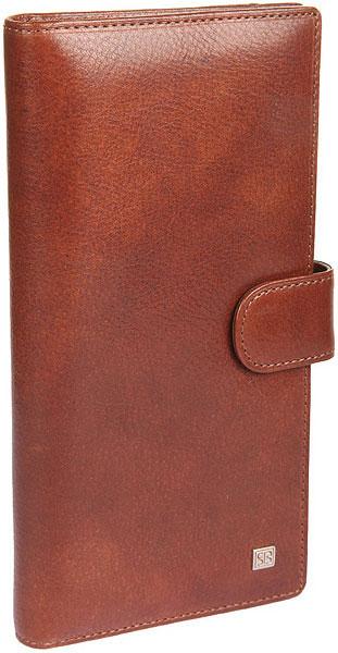 купить Кошельки бумажники и портмоне Sergio Belotti 3285-oro-brown недорого
