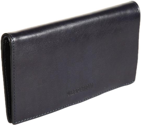 Кошельки бумажники и портмоне Sergio Belotti 3533-IRIDO-navy