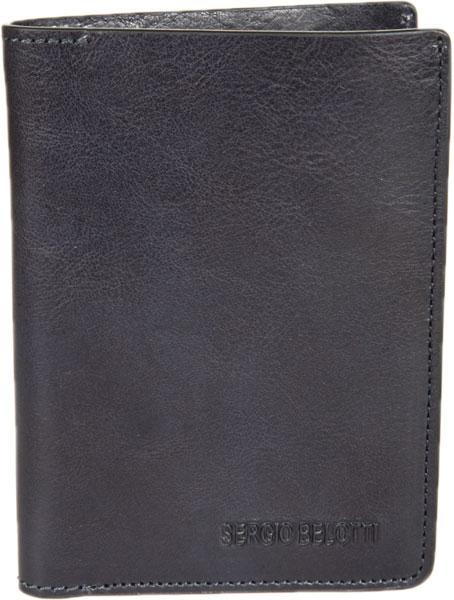 Фото - Кошельки бумажники и портмоне Sergio Belotti 3537-IRIDO-navy кошельки бумажники и портмоне sergio belotti 3160 milano black