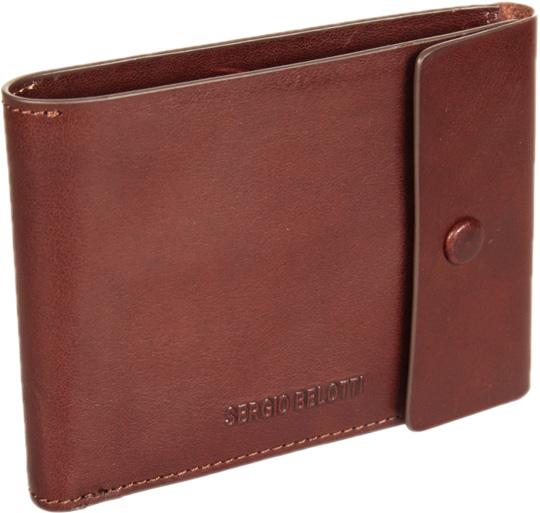 Кошельки бумажники и портмоне Sergio Belotti 3590A-IRIDO-brown кошельки бумажники и портмоне sergio belotti 3541 irido brown