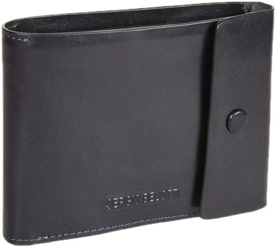 Кошельки бумажники и портмоне Sergio Belotti 3590A-IRIDO-navy визитница sergio belotti 3551 irido fuxia
