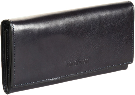 Кошельки бумажники и портмоне Sergio Belotti 3592-IRIDO-navy