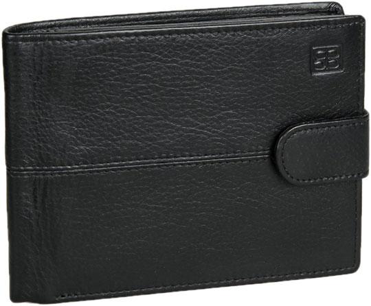 Купить со скидкой Кошельки бумажники и портмоне Sergio Belotti 533-01-denim-black