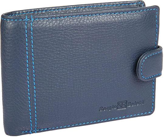 Кошельки бумажники и портмоне Sergio Belotti 533-indigo-jeans