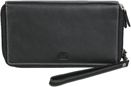 Кошельки бумажники и портмоне Sergio Belotti 846-03-denim-black цена и фото