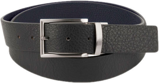 Ремни Sergio Belotti 9091-35-Dollarino-blu-nero