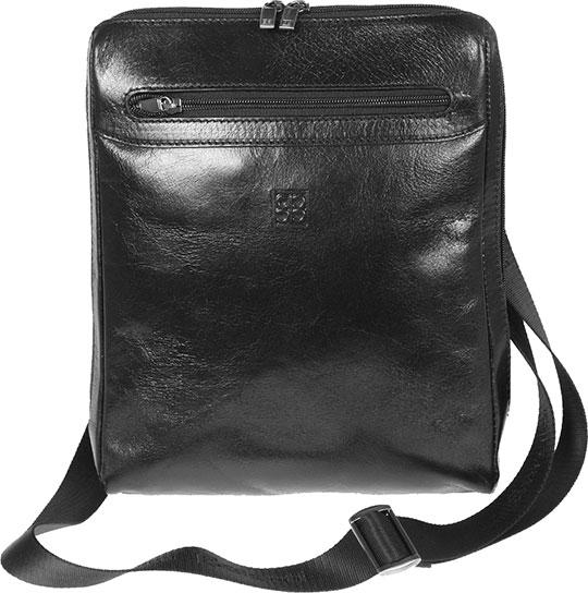 Кожаные сумки Sergio Belotti 9137-22-milano-black кожаные сумки sergio belotti 9984 20 vegetale navy