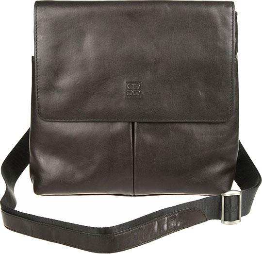 цена Кожаные сумки Sergio Belotti 9270-25-milano-black онлайн в 2017 году
