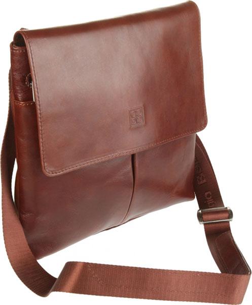 цена Кожаные сумки Sergio Belotti 9270-25-milano-brown онлайн в 2017 году
