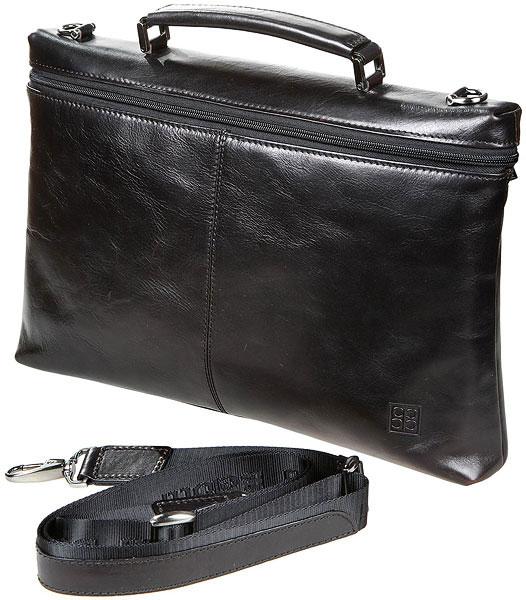 Портфели Sergio Belotti 9308-milano-black